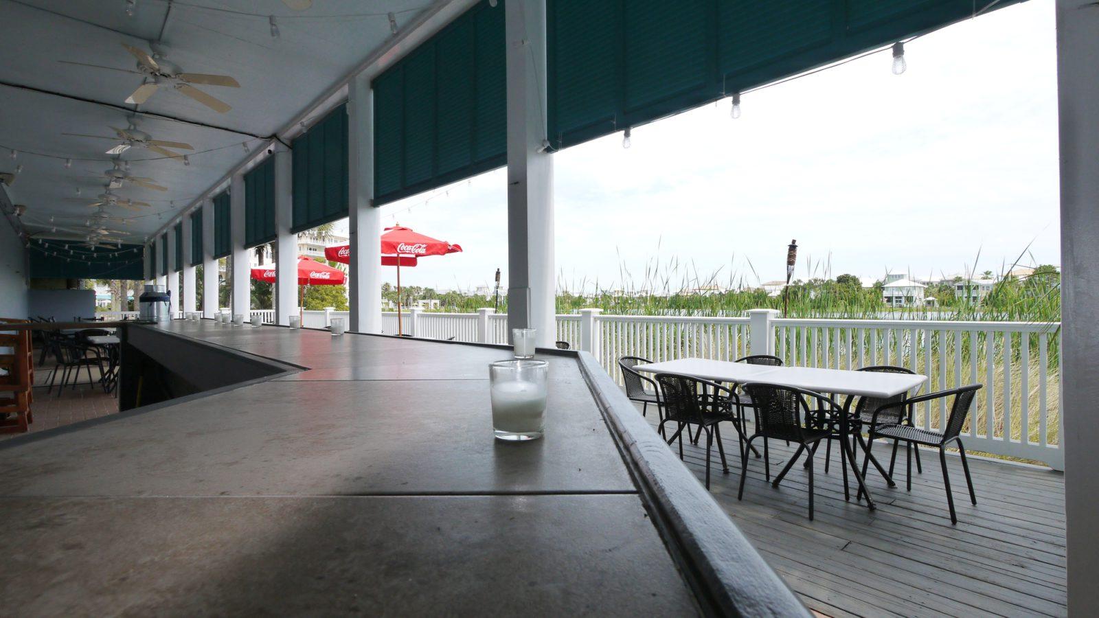 Our Little Beach Cafe Carillon Beach