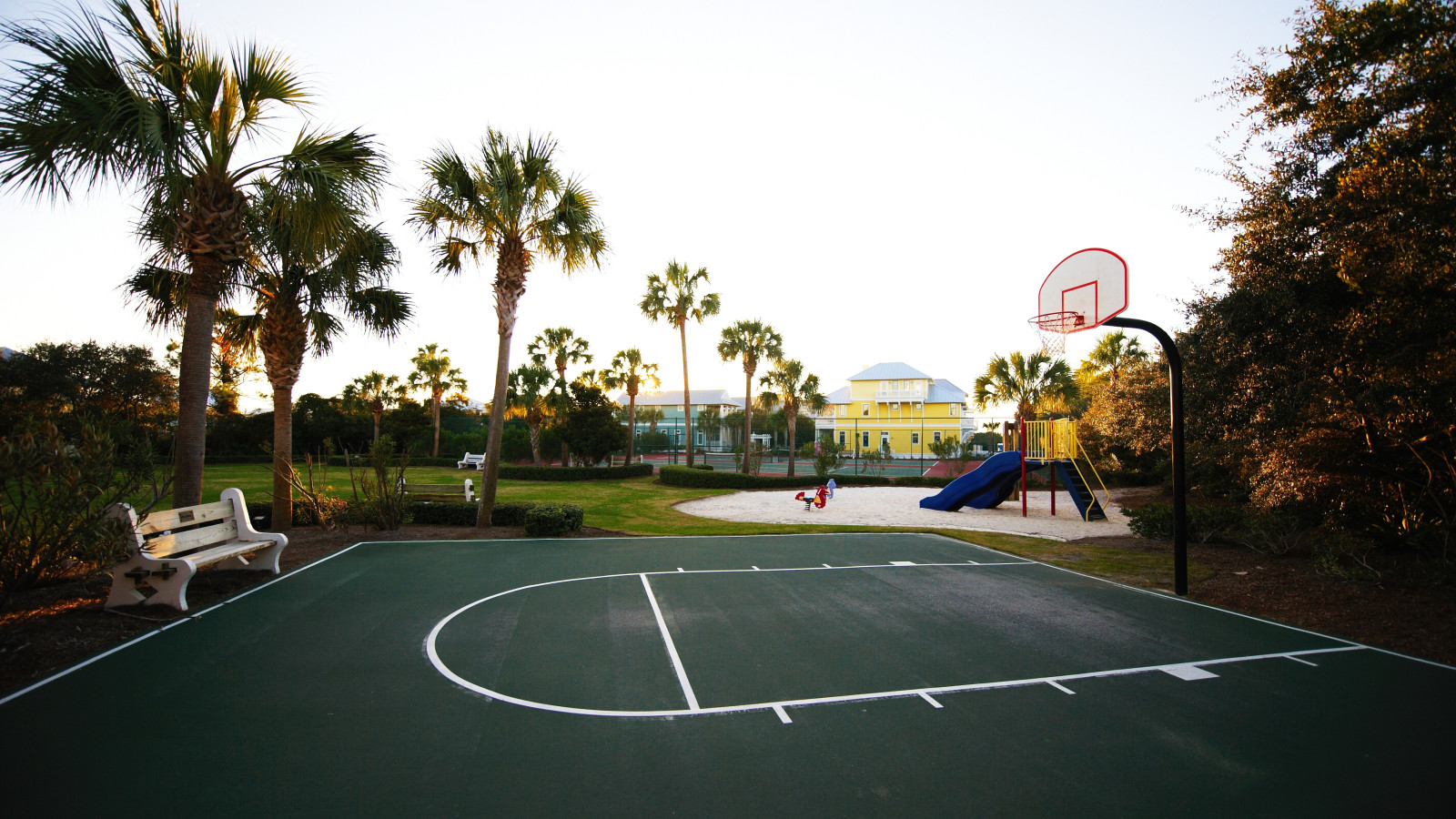 Basketball Court The Official Carillon Beach Website
